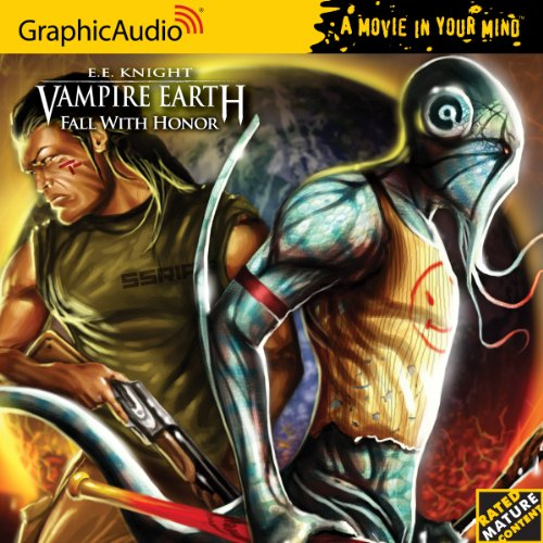 Vampire Earth 7 - Fall with Honor by Audio CD