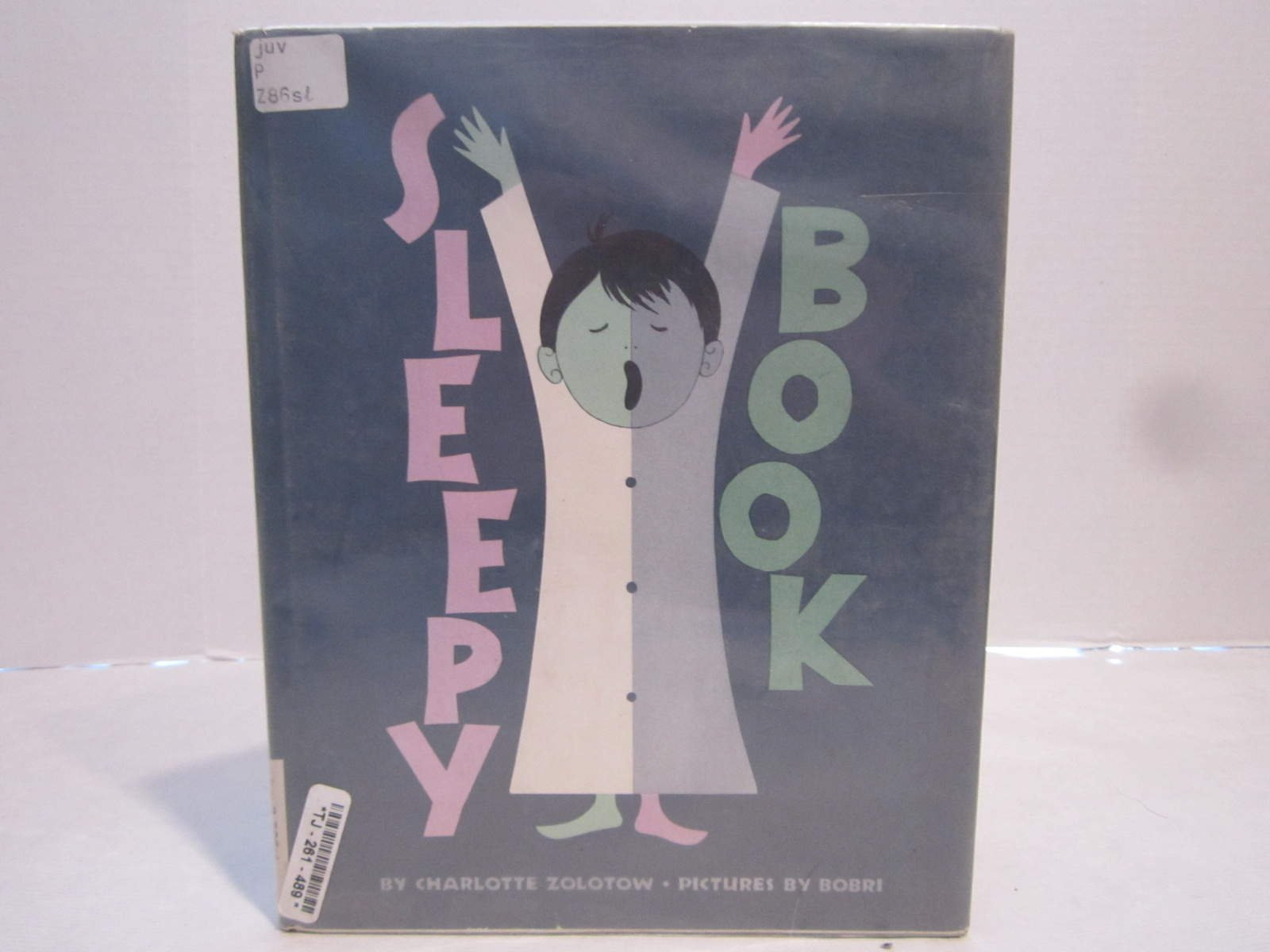 Sleepy Book Charlotte Zolotow product image