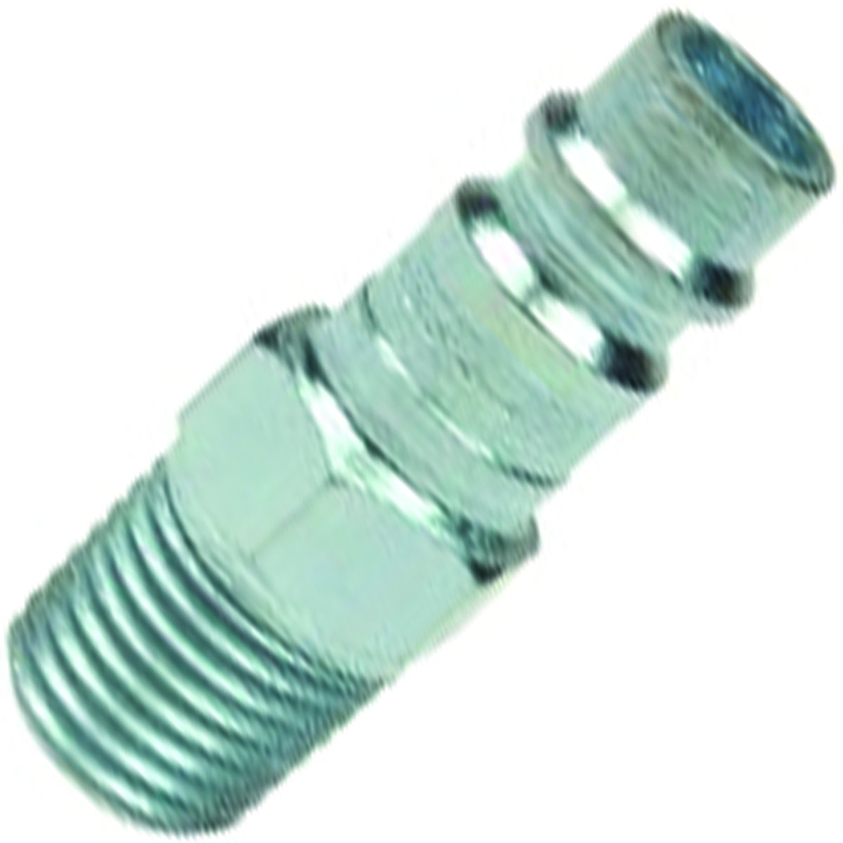 Pneumatic Connector - 1/4'' Megaflow Interchange x 1/4'' Male NPT (5 Pcs.)