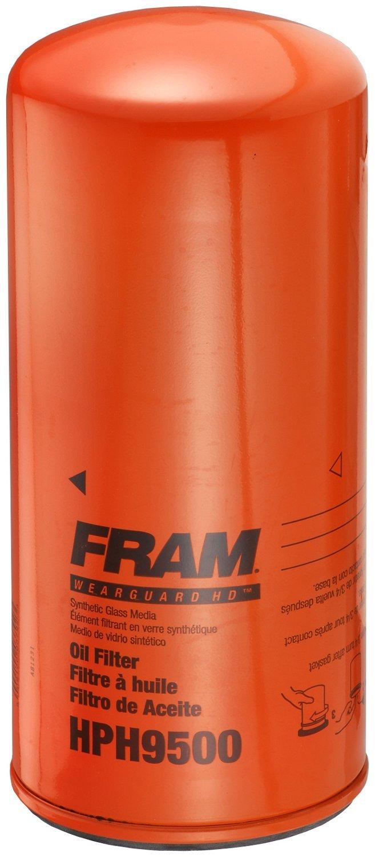 FRAM HPH9500 HD High Performance Full-Flow Oil Spin-On Filter