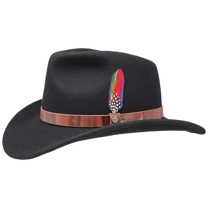 67667a8d8b7a2 Stetson sombrero de fieltro oklahoma western fieltrosombrero vaquero ropa  accesorios jpg 679x679 Stetson fieltro sombreros de