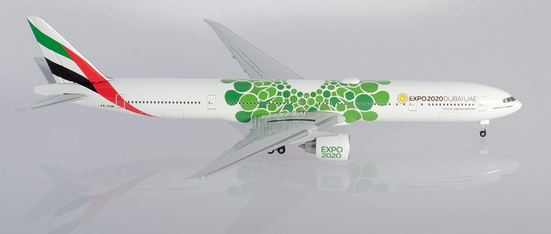 Herpa Wings Emirates Airbus A380 533713 Expo 2020 Dubai 1:500 Reg A6-EOC