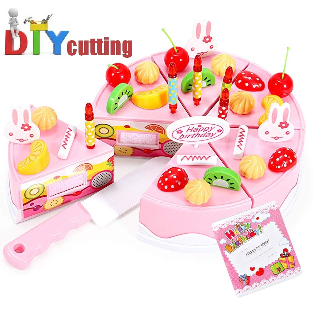 Daypicker Corte Juguete Niños Plástico Pastel de cumpleaños ...