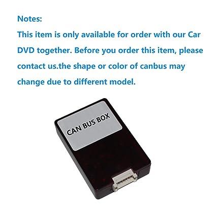 Amazon com: Canbus Decoder Box for Flynavigo Brand Car DVD