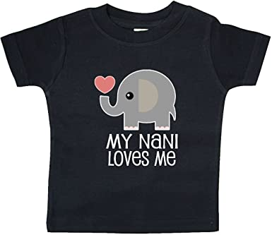 inktastic Loved by My Nani Toddler T-Shirt