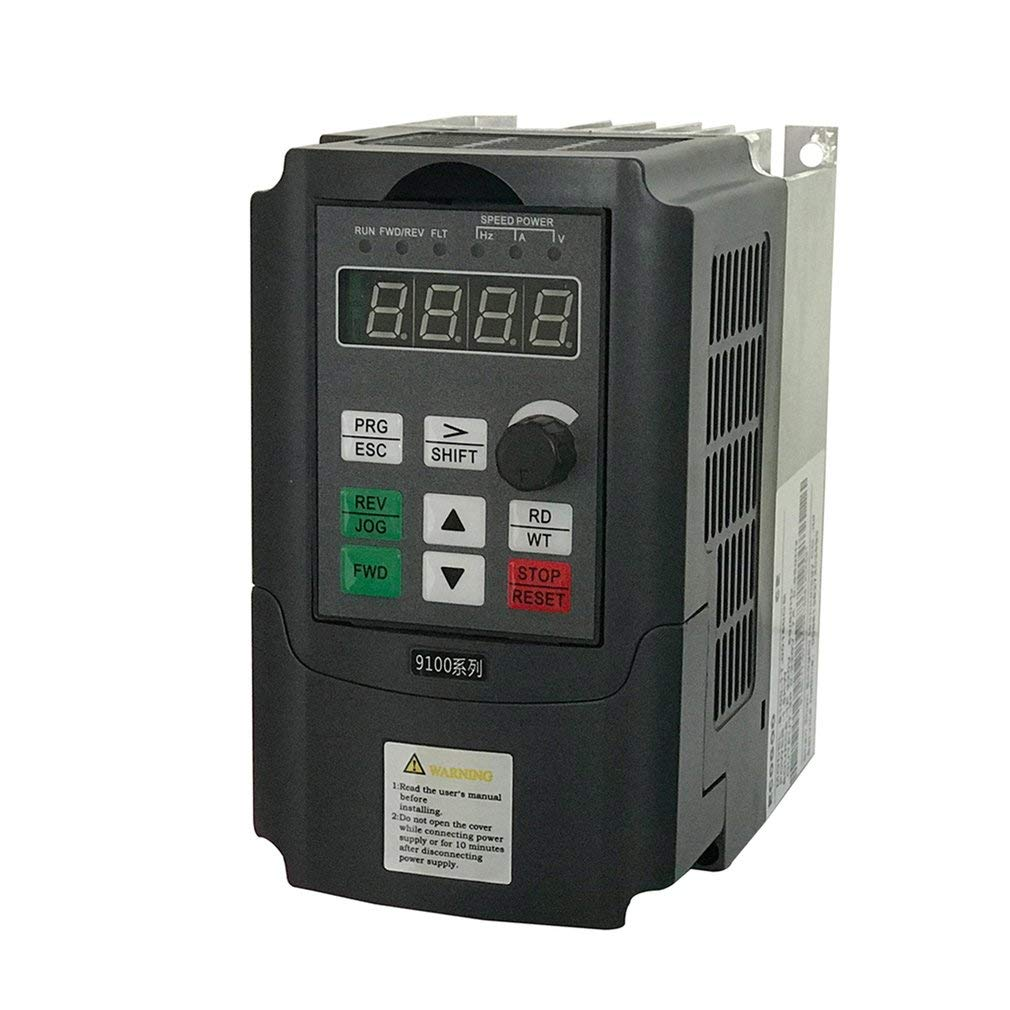 entrega gratis Sunnyday Sunnyday Sunnyday 220V 0.75KW Monofásico Entrada 220V Inversor de Salida trifásico 4A VFD Duradero  Venta barata