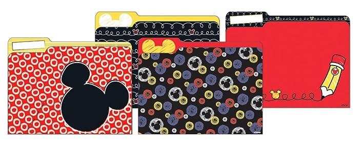 Eureka Mickey Color Pop! File Folders (866404)