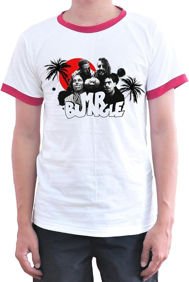Mr Bungle Band T Shirt Youth Boy Shirt Round Neck Short Sleeve Tees