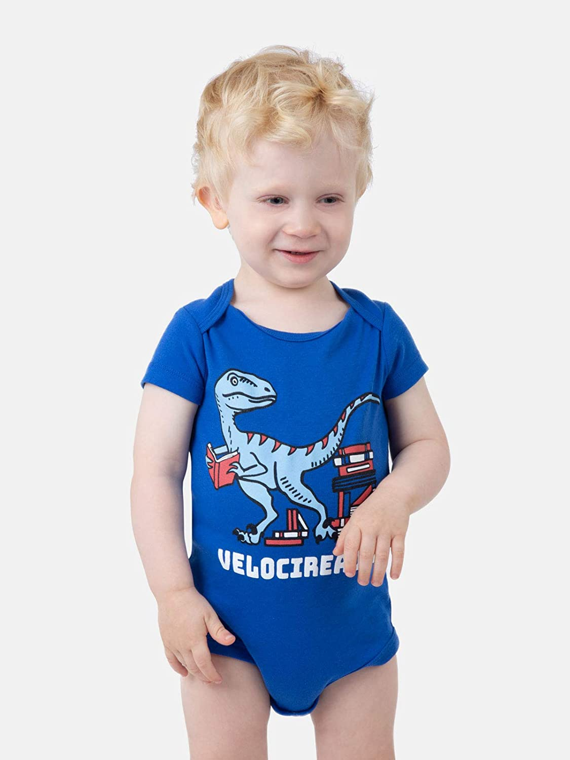 Out of Print Velocireader Baby Bodysuit 24 Mo