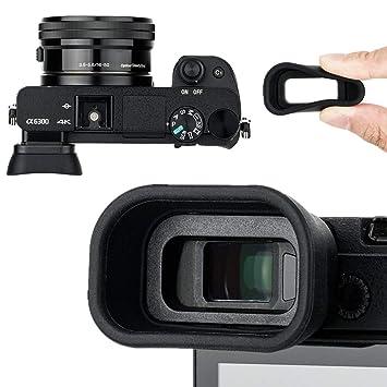 Kiwifotos - Ocular para Sony Alpha A6300 A6100 A6000: Amazon.es ...