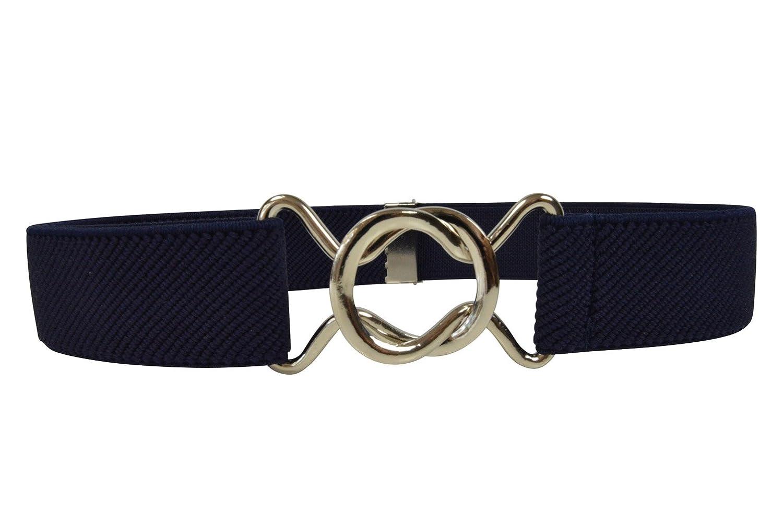 Olata Cintura Elasticizzata per Bambini 1-6 Anni, Facile Fibbia design KIDSBELTP-oran