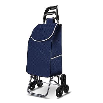 Escaleras de Escalada Carros de Compras Remolques Plegables portátiles para el hogar Paquete Desmontable Un Coche