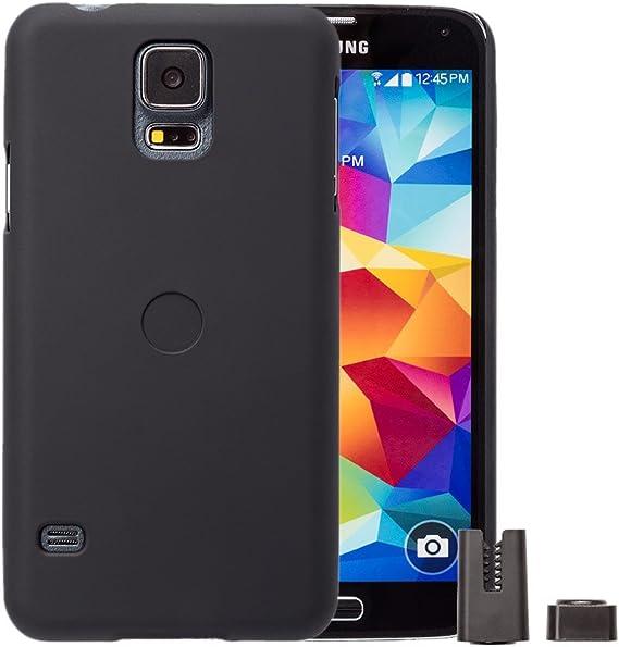 STIKGO Funda con Soporte magnético para Coche Samsung Galaxy S5 ...