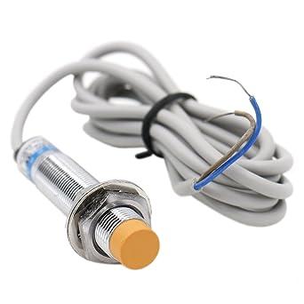 heschen inductiva Sensor de proximidad Interruptor LJ12 A3 – 4-Z/EX Detector de