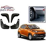 Auto Pearl O.E Type Mud Flap for Mahindra KUV 100 (Set of 4)