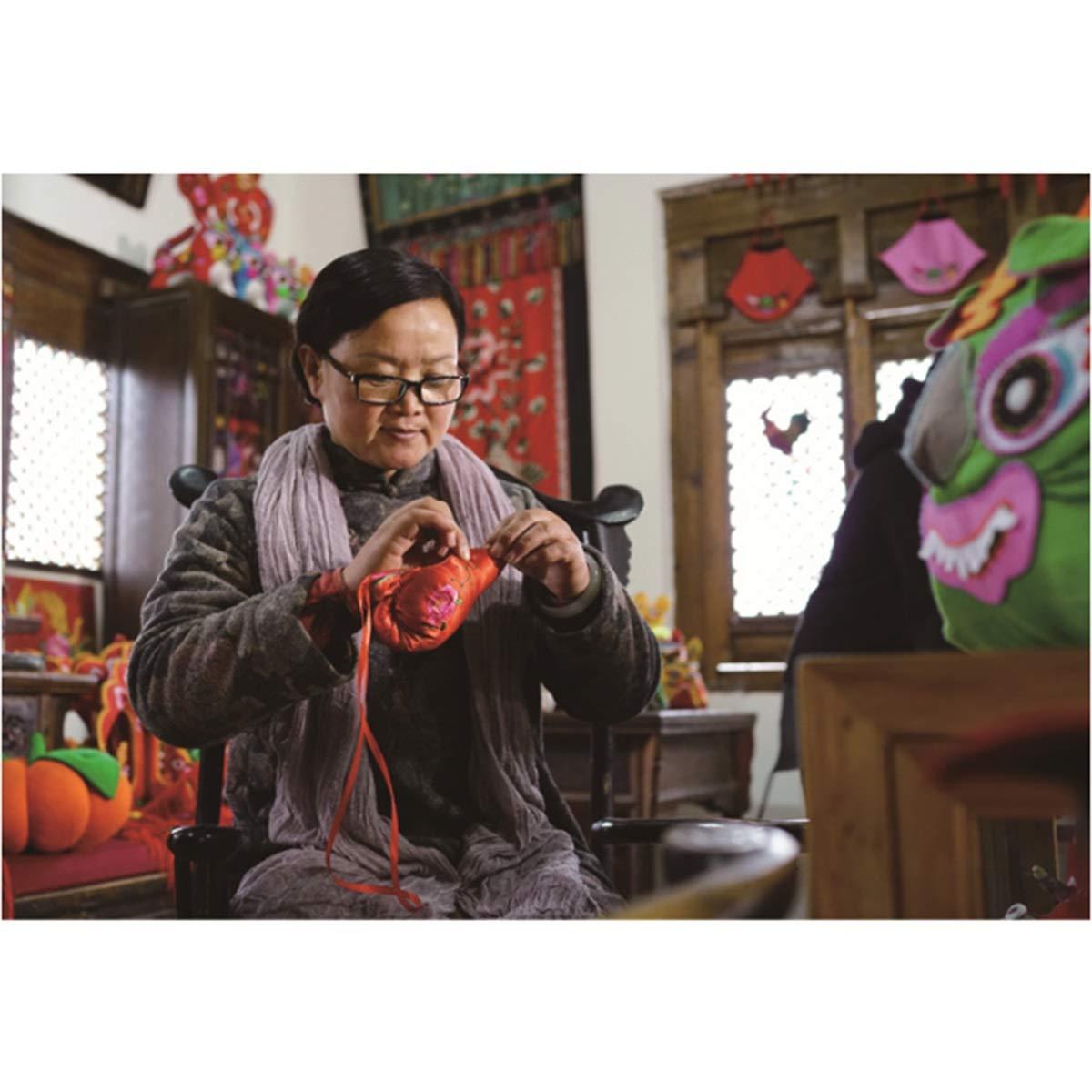 Yuxiong Sachets Handmade Living Room, Bedroom Pendants (Color : Blue) by Yuxiong (Image #4)