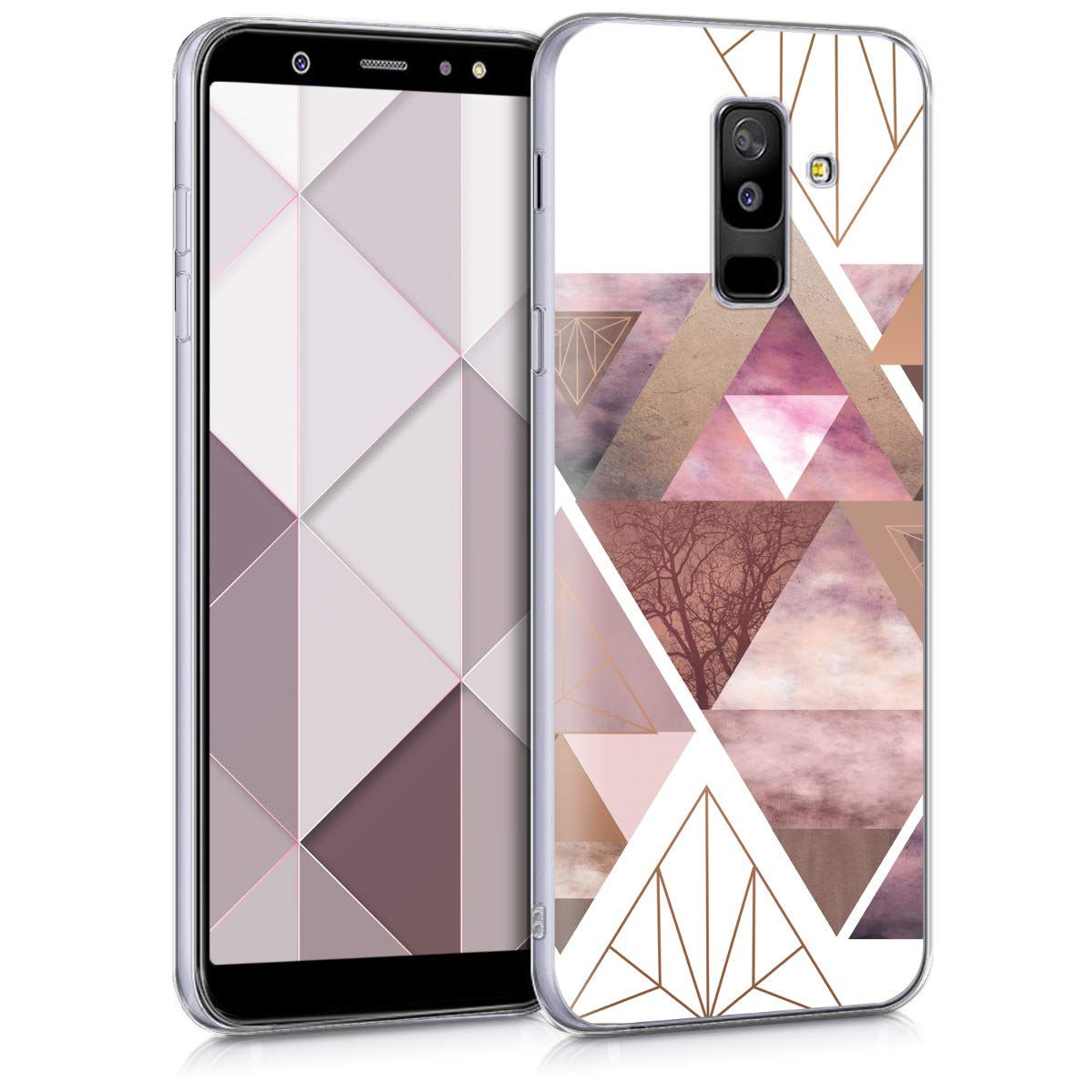 Funda para Samsung Galaxy A6 Plus KWMOBILE [7K8SV62Q]