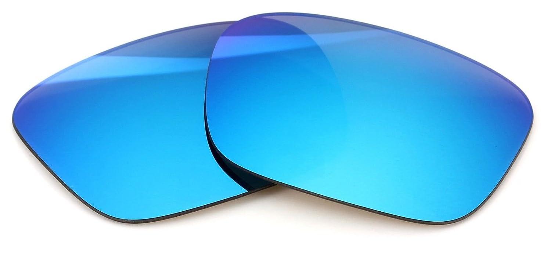 Polarized Ikon Iridium Replacement Lenses for VonZipper Elmore Sunglasses Ice Mirror