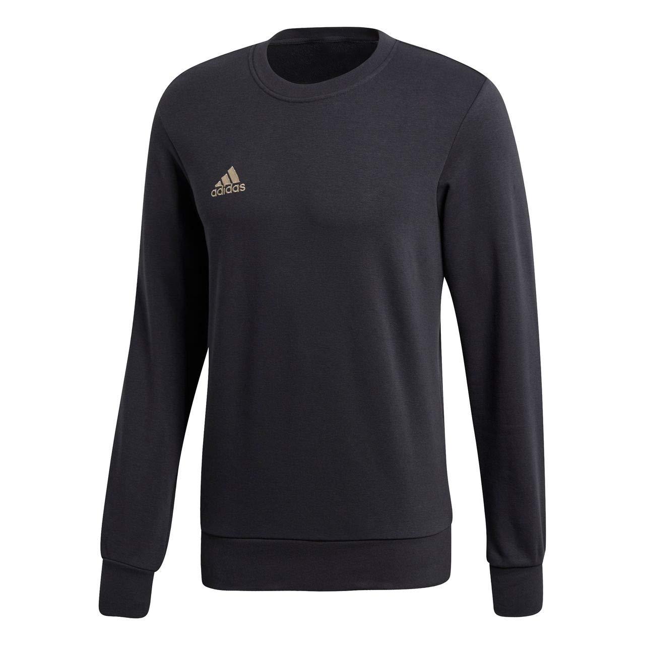 Adidas 2018-2019 Ajax Graphic Sweat Top (Carbon)