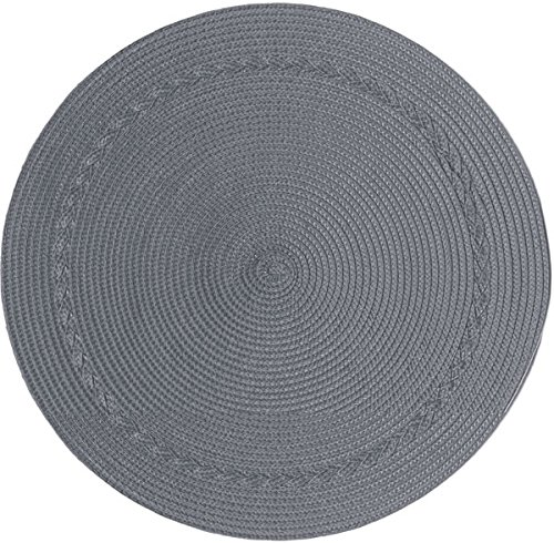 Kay Dee Designs A8800S Easy Living, Wipe Clean, Round Pla...
