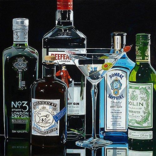 - THE DRY MARTINI (28 x 28) by Thomas Stiltz