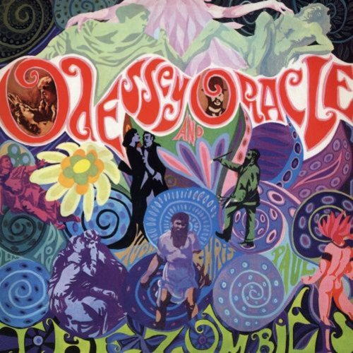 CD : The Zombies - Odessey and Oracle (United Kingdom - Import)