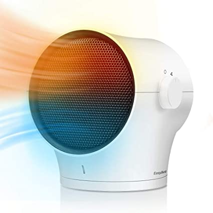 2000WPortable Electric Heater Warmer Fast Heating Thermostat Winter Home