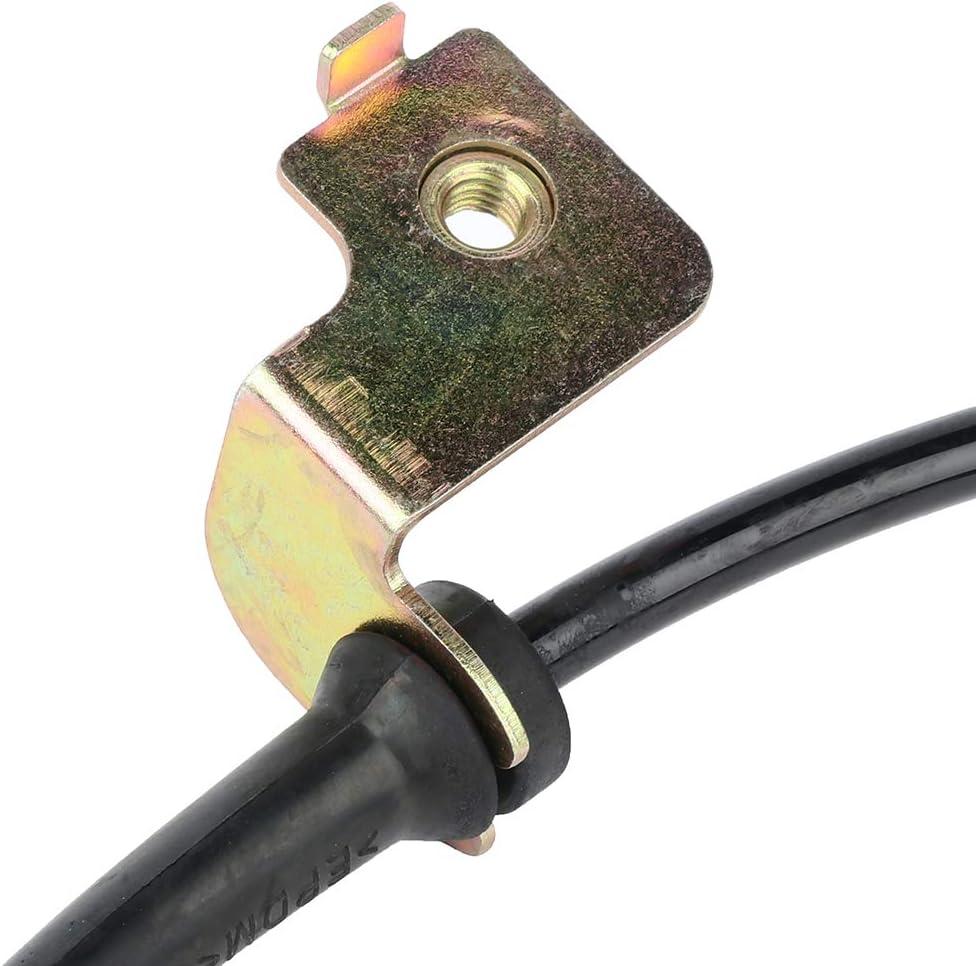 AINTIER 1PCS Left+Front ABS wheel Speed Sensor brake sensor Fit for 2000 2001 2002 Chrysler Neon 2000-2005 Dodge Neon 2001-2010 Chrysler PT Cruiser 2000-2001 Plymouth Neon 2003 2004 2005 Dodge SX 2.0
