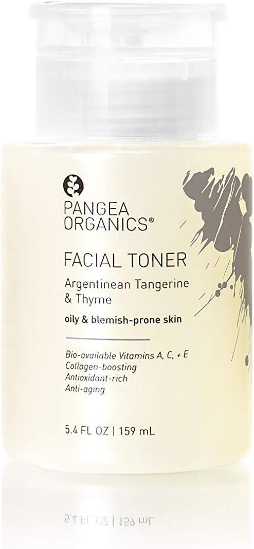 Pangea Organics Facial Toner (Argentinean Tangerine & Thyme)