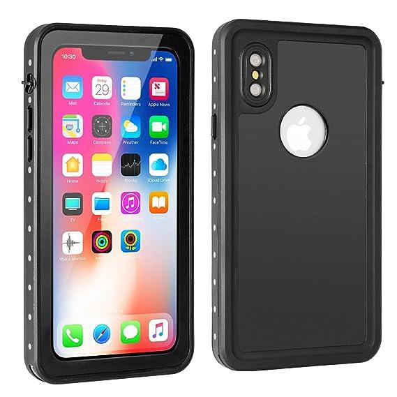 e3d367f1d95 Amazon.com  iPhone X Waterproof Case