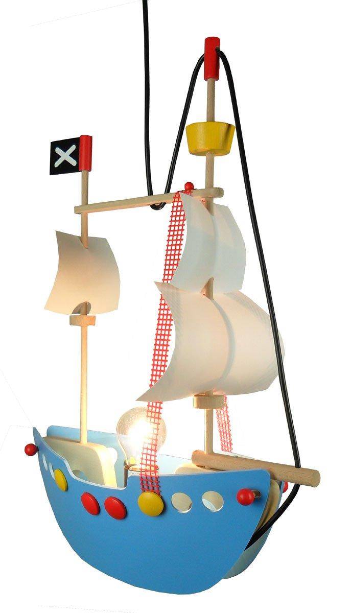 Niermann Standby Pendant Lamp, Pirateship