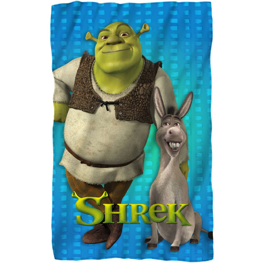 Shrek - Pals Fleece Blanket 35 x 57in TREVCO