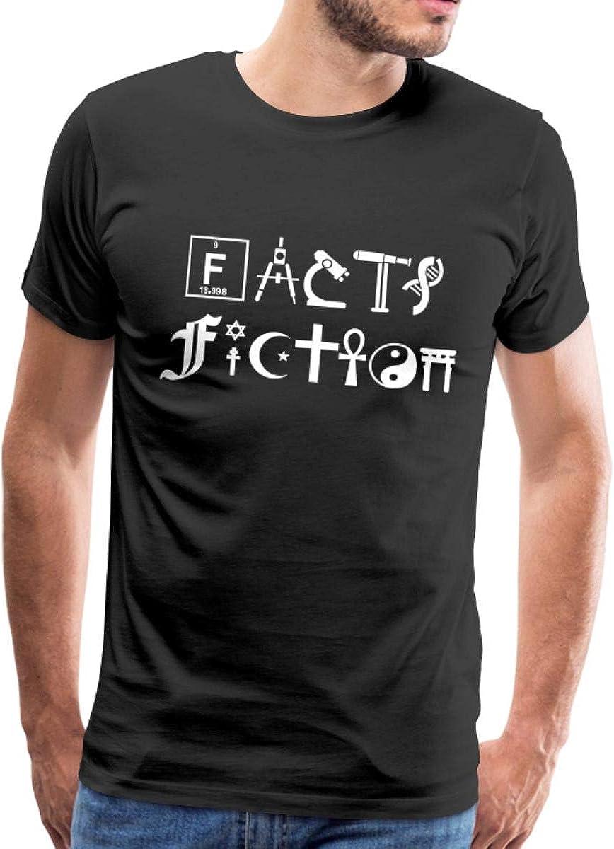 Men/'s Celsius /& Fahrenheit Science Educational Cotton T-Shirt