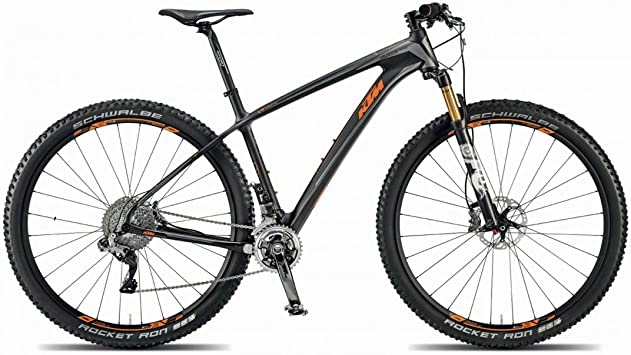 KTM Bicicleta Myroon Prestige Di2 29 , Size 17 and 19: Amazon.es ...