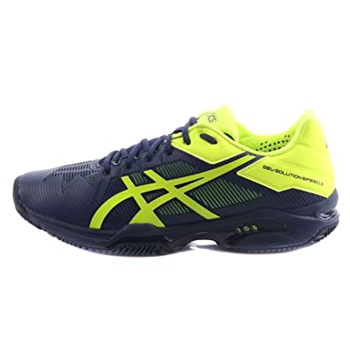 ASICS Gel-Solution Speed 3 Clay, Zapatillas de Tenis para Hombre ...