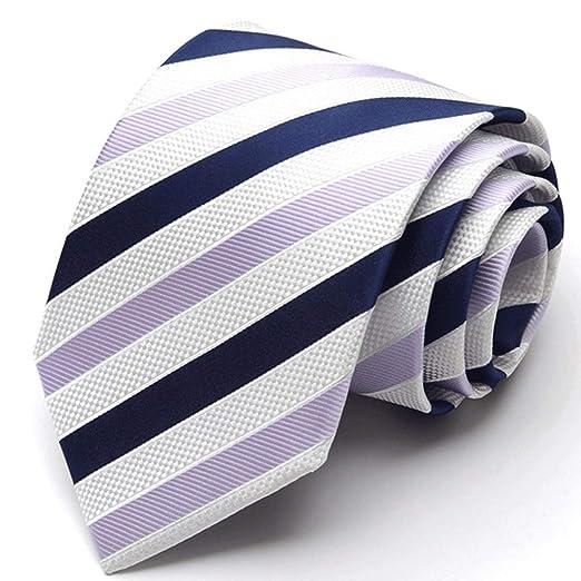 LSJ Shop Traje de Corbata, Corbata de Hombre, Corbata de Boda ...