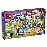 LEGO 6174672 Friends Heartlake Summer Pool 41313 Building Kit