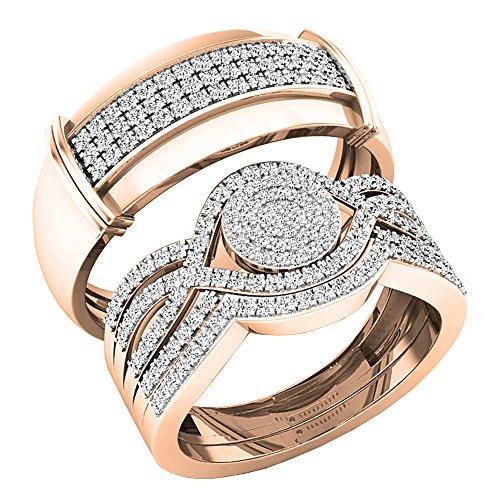0.65 Ct Diamond Band - 1