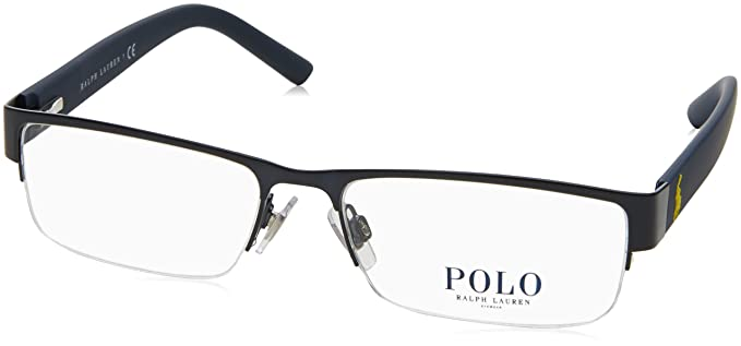 Ralph Eyeglasses Polo BlueAmazon Ph Dark Lauren co Metal 1148 9119 TFJclK1