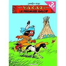 Yakari 16 : Le premier galop OP été 2016