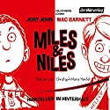 Hirnzellen im Hinterhalt (Miles & Niles 1) Audiobook by Jory John, Mac Barnett Narrated by Christoph Maria Herbst