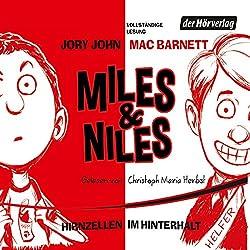 Hirnzellen im Hinterhalt (Miles & Niles 1)