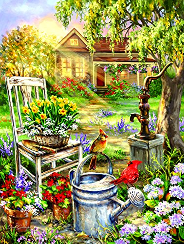 SunsOut Spring Song 500 Piece -