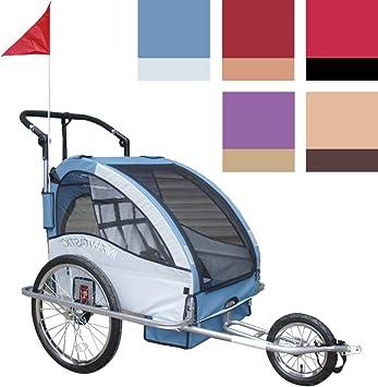 Infantastic - Rivièra Remolque De Bicicleta Para Niños - Color ...