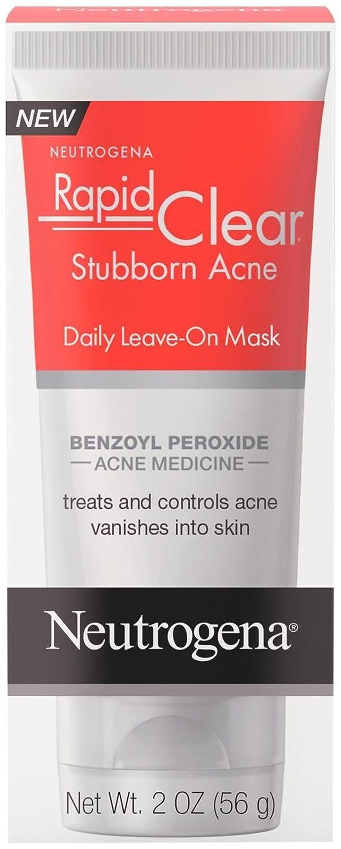 Neutrogena Rapid Clear Stubborn Acne Daily Leave-On Mask Neutrogena Corporation