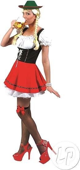Sexy Heidi Disfraz tirolesa: Amazon.es: Juguetes y juegos