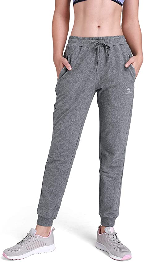 Pantalones de chándal de Punto para Mujer con Pantalones ...