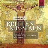 Britten: A.M.D.G - A Boy was Born Messiaen: 3 Petites Liturgies