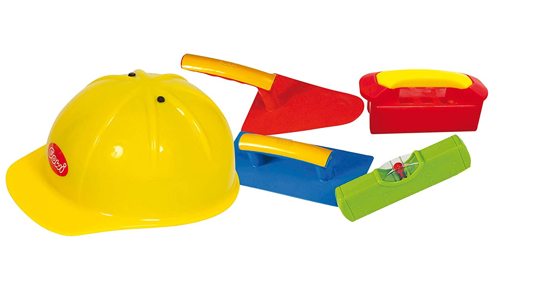 Gowi Toys 558-68 Big Bricklayer Set