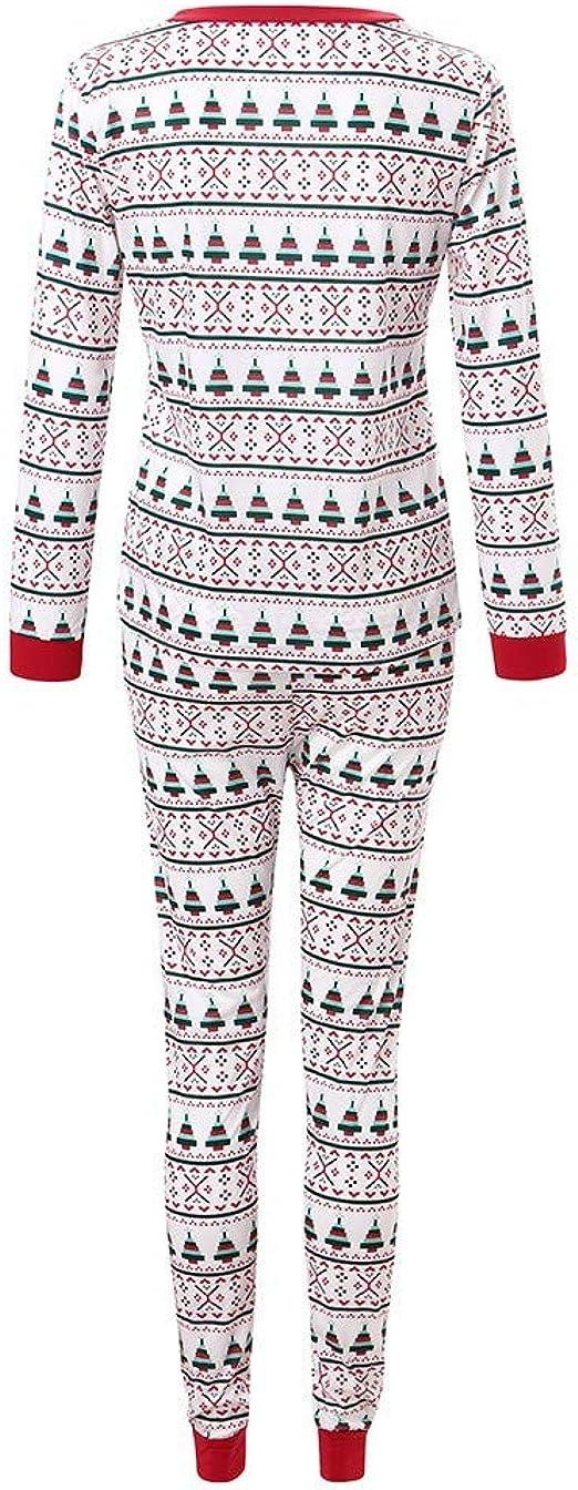cinnamou Conjunto De Pijamas Familiares De Navidad ...